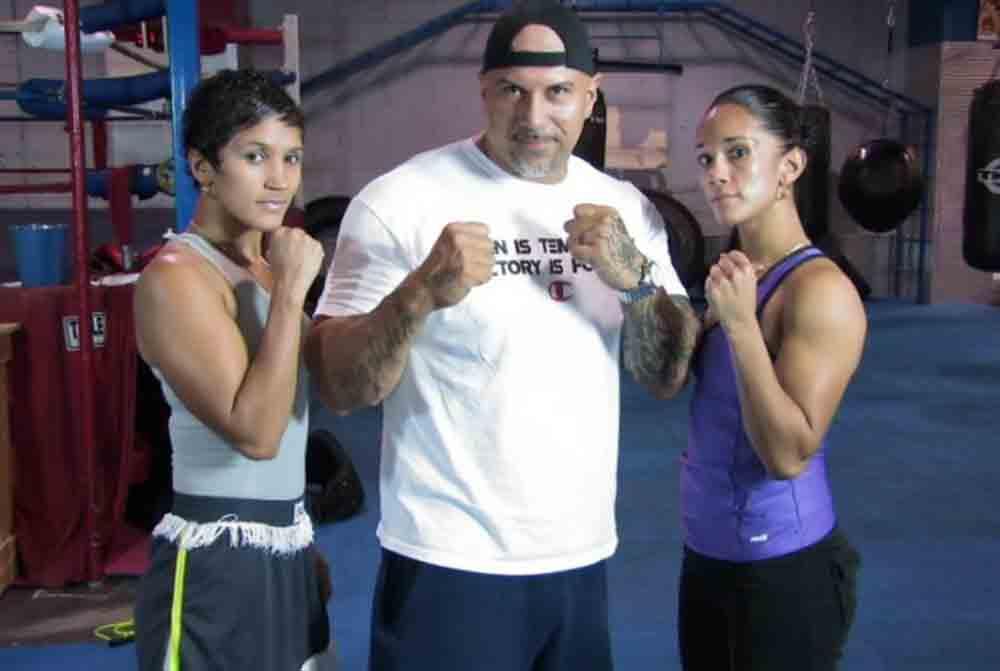 Clasifican a las hermanas Serrano en los organismos principales del boxeo profesional