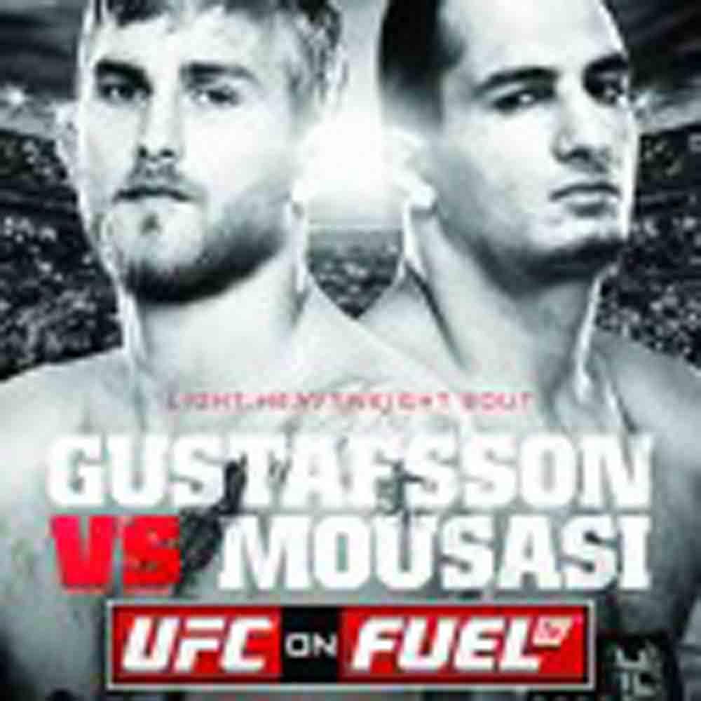 Money Making Armando's picks for UFC on FuelTV 9: Gustafsson vs. Mousasi