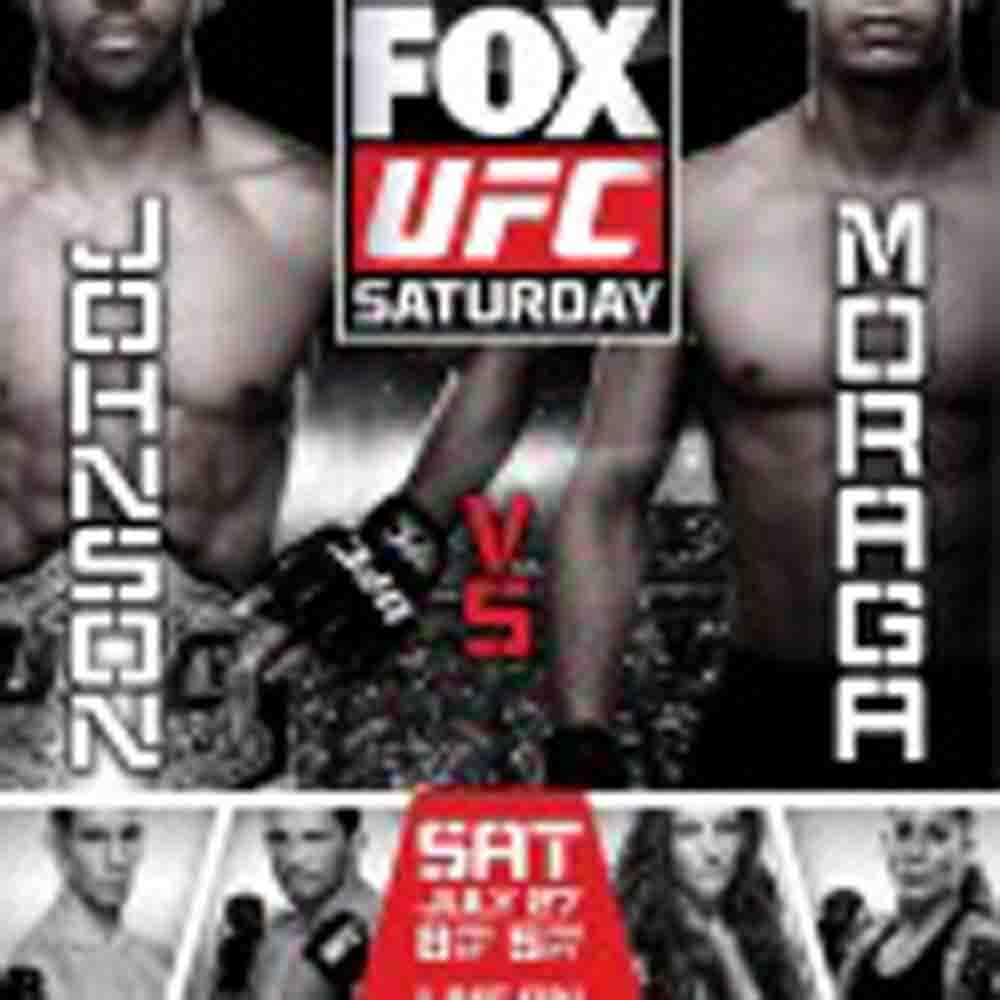 Money Making Armando's look at: UFC on FOX 8 Johnson vs. Moraga