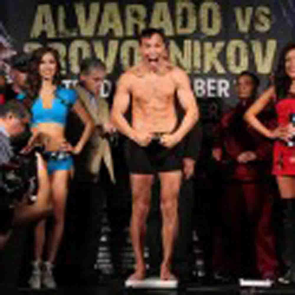 Provodnikov ya está listo para regresar al ring