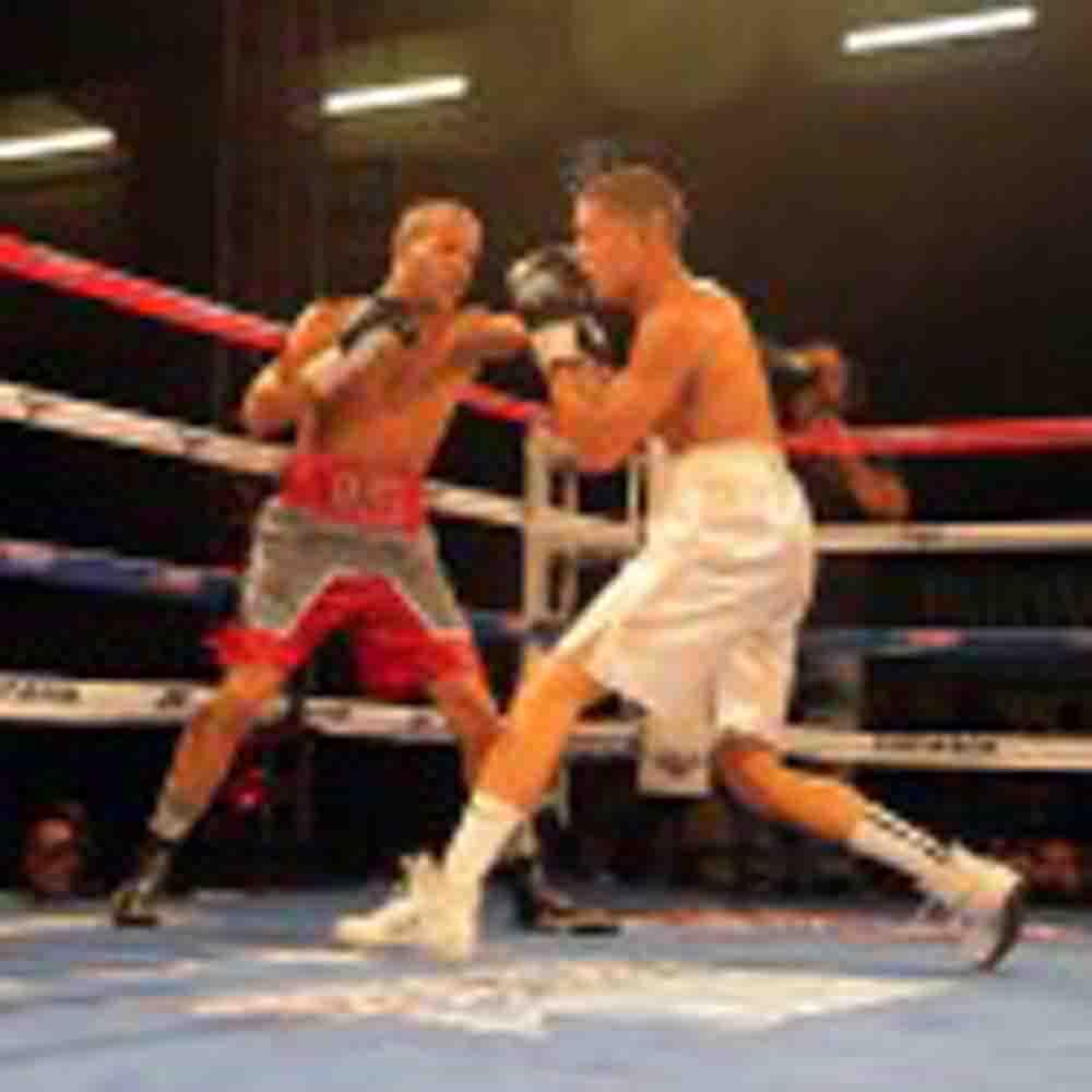 Kevin Nieves vs 'Mikito' Soto en Comerío