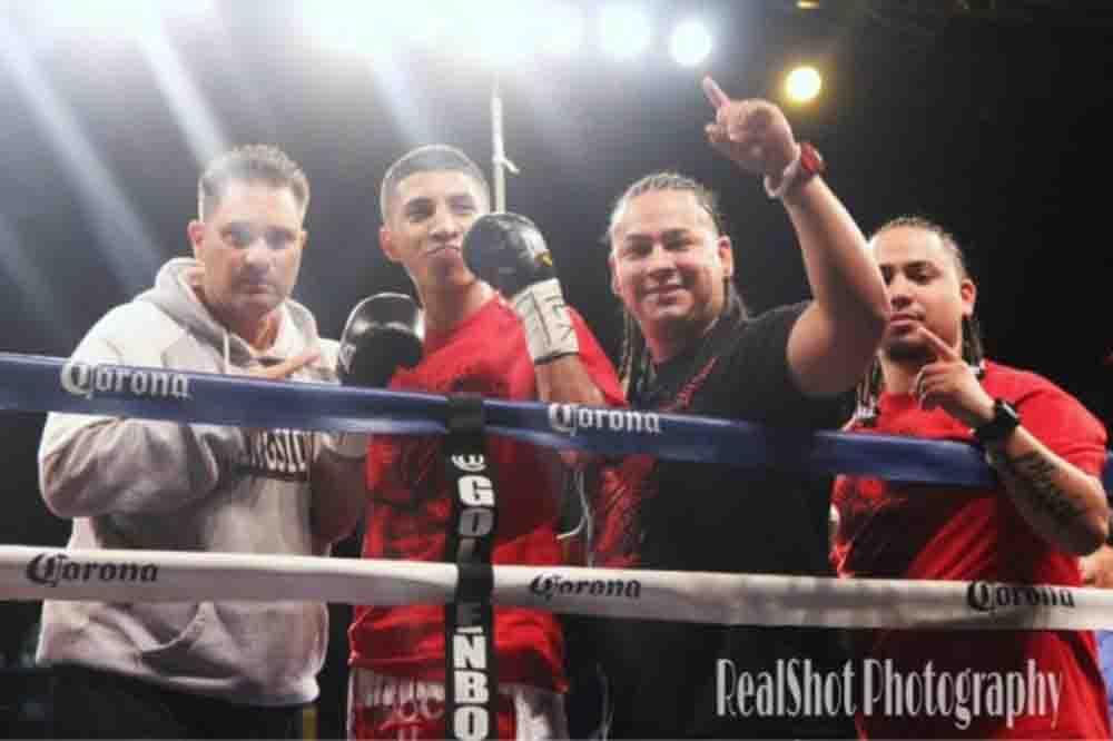 Super-Featherweight Mario Barrios Returns Nov 10 in Austin TX Live on Fox Sports (PBC)