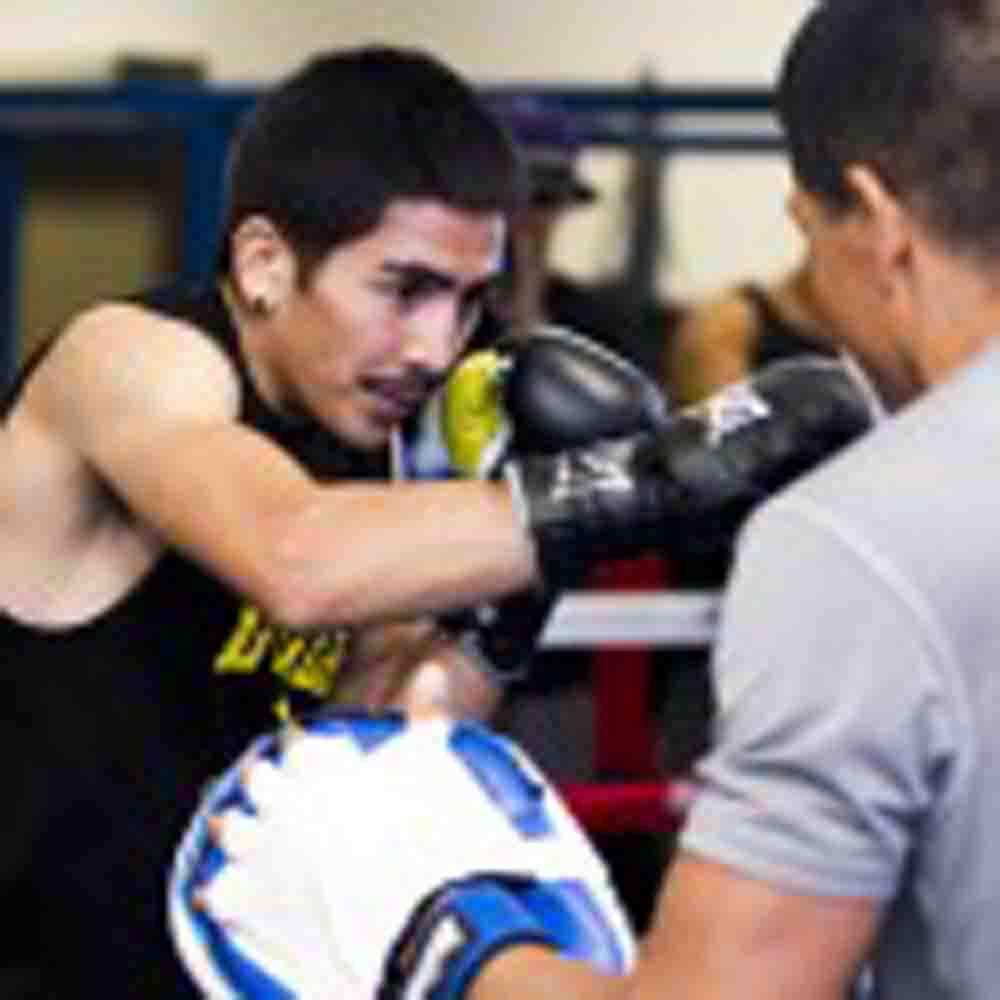 Leo Santa Cruz espera obtener su tercer nocaut en el año