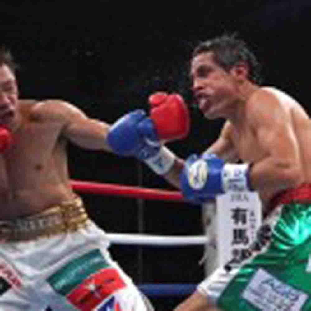Akira Yaegashi retuvo el título mosca WBC