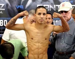 Emmanuel 'Manny' Rodriguez is set to defend his WBO Latino title against Alex Rangel in Fajardo, Puerto Rico