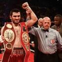 Artur Beterbiev vs. Sullivan Barrera IBF Light Heavyweight elimination bout