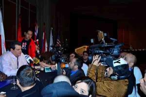 Dia 3 Convencion CMB: Sesión de peleas mandatorias