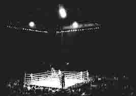 ring de boxeo de antano