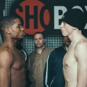 Antoine Douglas vs. Thomas LaManna Final Weights