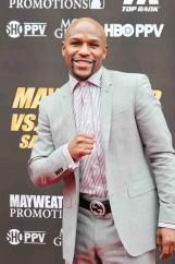 Mayweather Jr. nominado como mejor peleador del año por ESPY