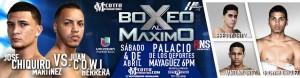 'Boxeo al Máximo' llega a Mayagüez