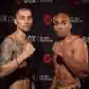 Sho Box Weigh-in Results: Frank Galarza 154 vs. Sheldon Moore 153.25