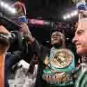 Wilder defendió título completo WBC